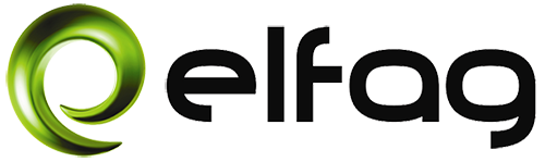 Elfag logo