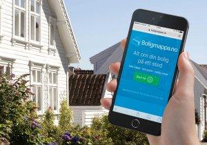 Boligmappa.no – boligens servicehefte på nett
