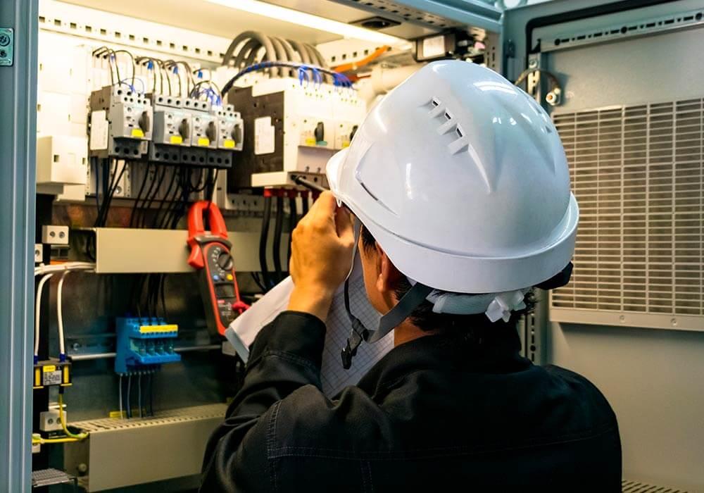 Tilstandsrapport av det elektriske anlegget