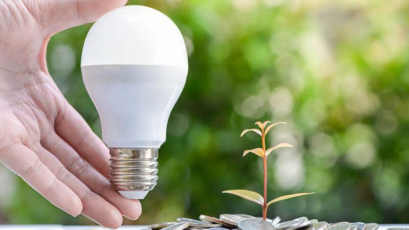 De beste LED-pærene varer dessuten i opptil 17 år.