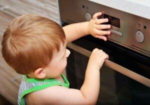 Komfyrvakt bidrar til å redusere faren for brann