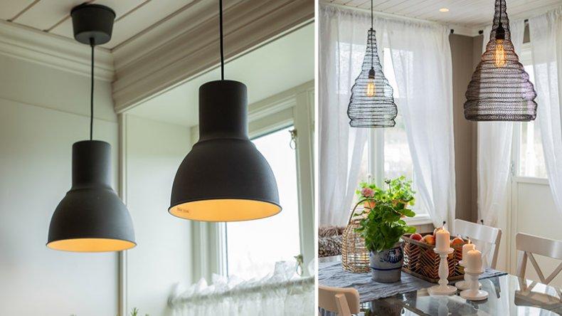 moderne LED-pærer gir deg alle typer lys