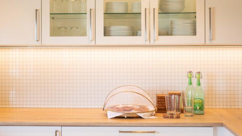 God benkebelysning er alfa omega på kjøkkenet