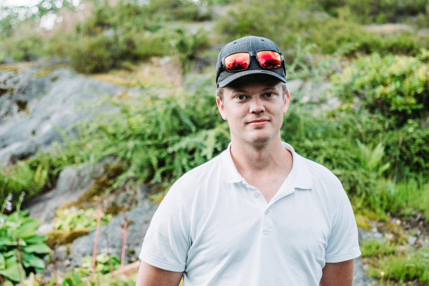 Elfager Eivind Halvorsen.